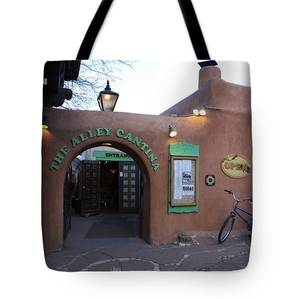 The Alley Cantina Tote Bag