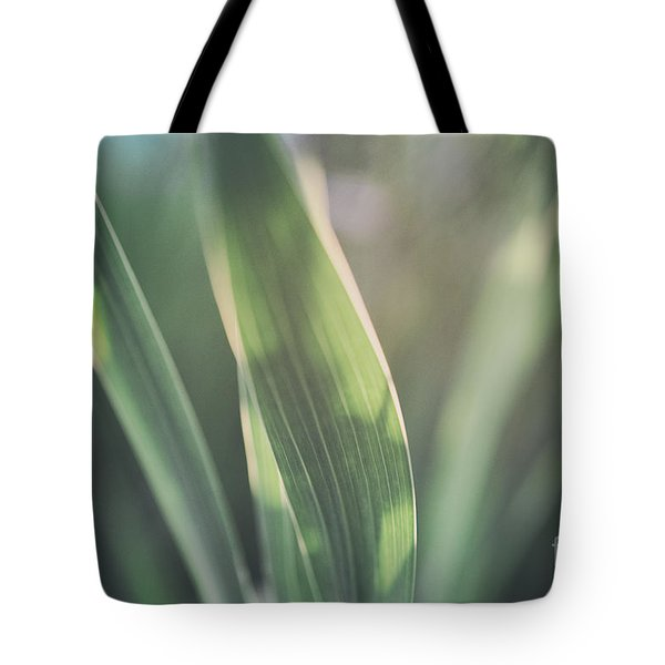 The Allotment Project - Sweetcorn Leaves Tote Bag