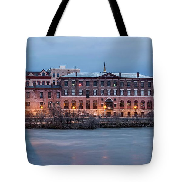 Tote Bag featuring the photograph The Allure Of Old by Everet Regal