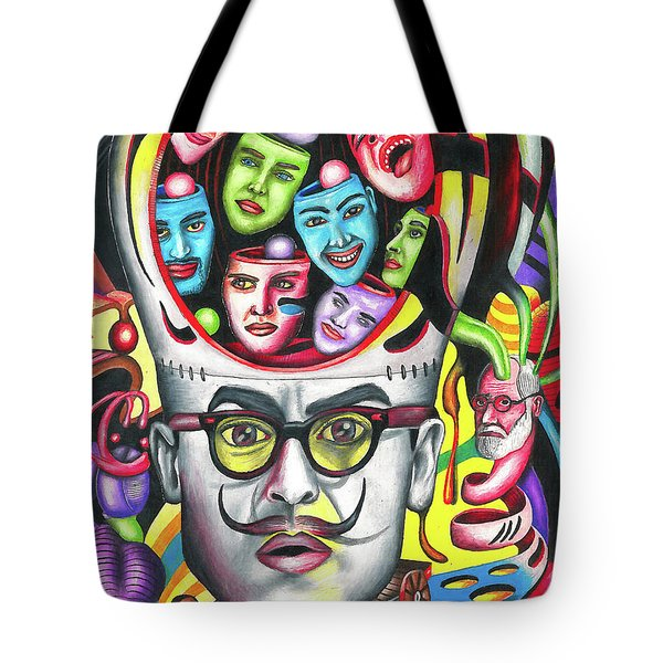 The Alluring Web Of Radical Thought Tote Bag