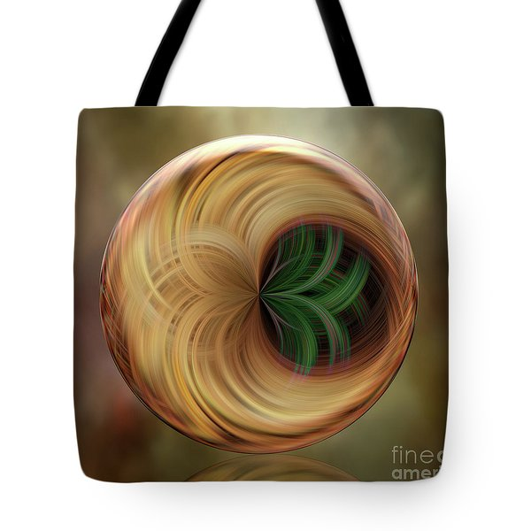The Altar Orb Tote Bag