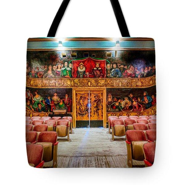 The Amargosa Opera House Tote Bag