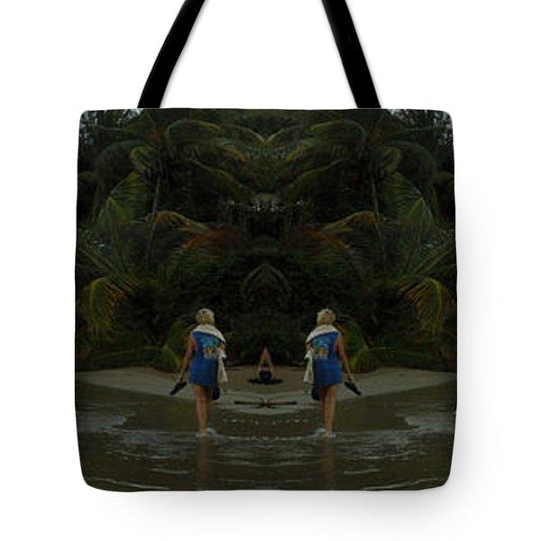 The Amazing Beach Tote Bag