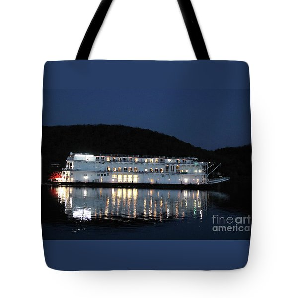 The American Duchess At Night Tote Bag