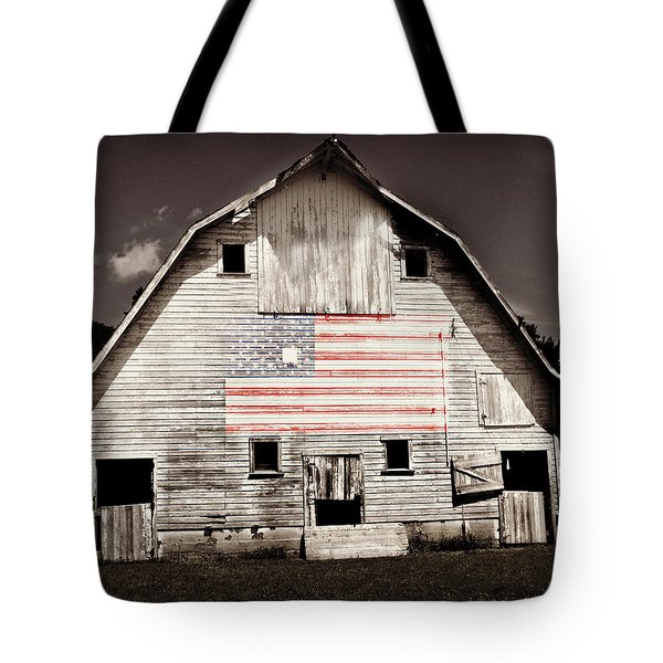 The American Farm Tote Bag