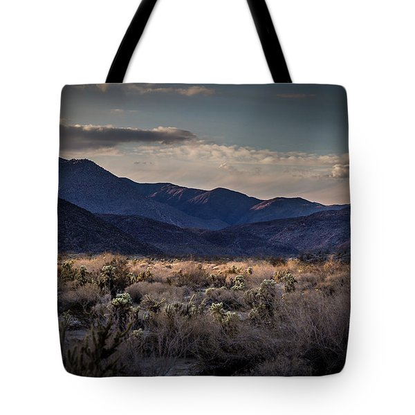 The American West Tote Bag