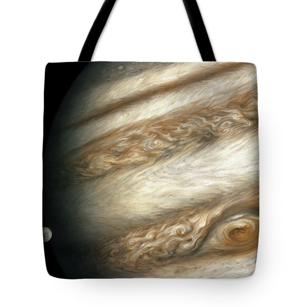 The Ancient Dance Of Europa And Jupiter Tote Bag