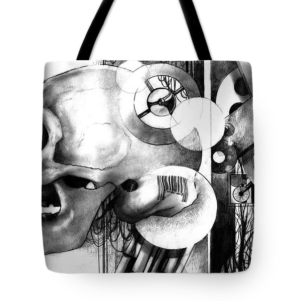 The Ancient Machine Tote Bag
