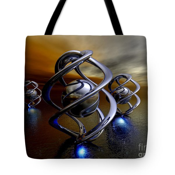 The Ancient Ones Tote Bag by Alexander Butler