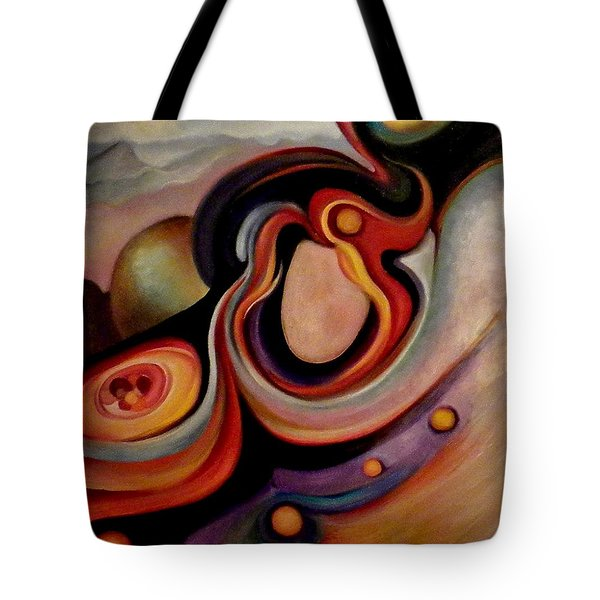 The Angel Tote Bag