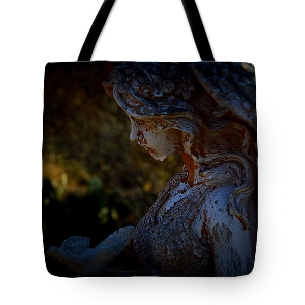The Angel Of The Grove Tote Bag