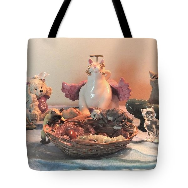 The Animal's United Conference For World Peace Tote Bag