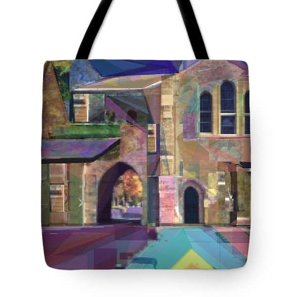 The Annex Tote Bag by Vickie G Buccini
