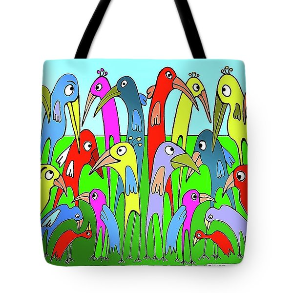 The  Annual General Meeting Tote Bag