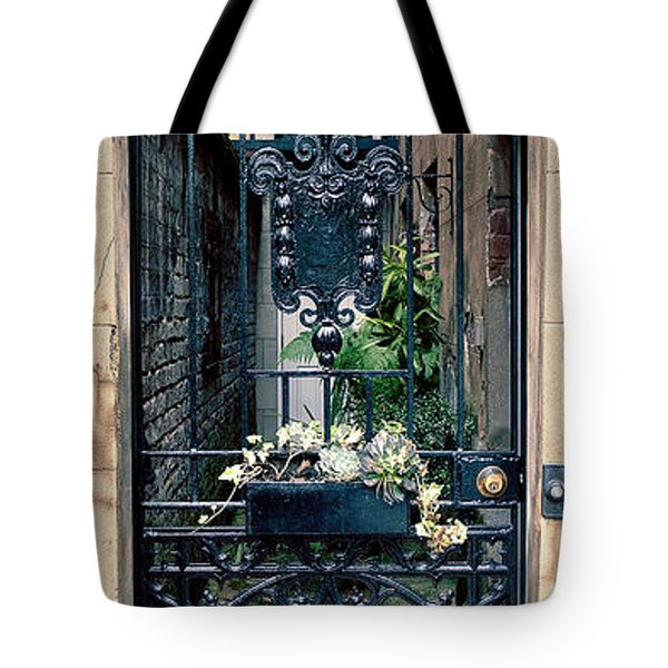 The Antique South Tote Bag by Renee Sullivan