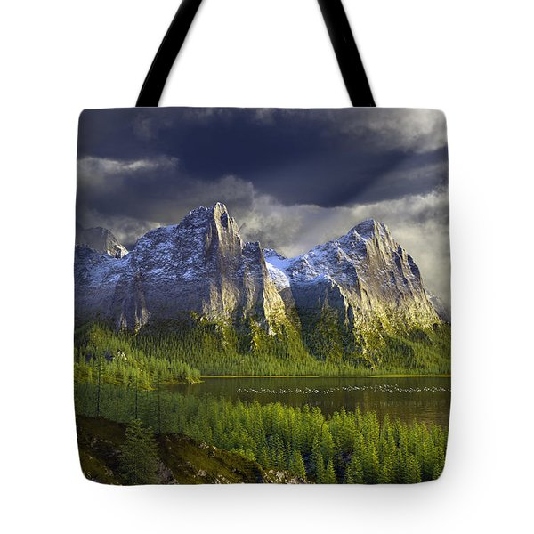The Anvils Of Thor Tote Bag