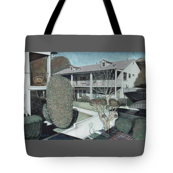 The Apartments Tote Bag