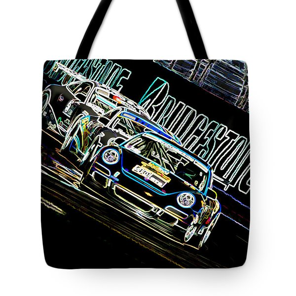The Apex Tote Bag
