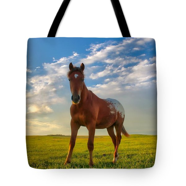 The Appy Tote Bag