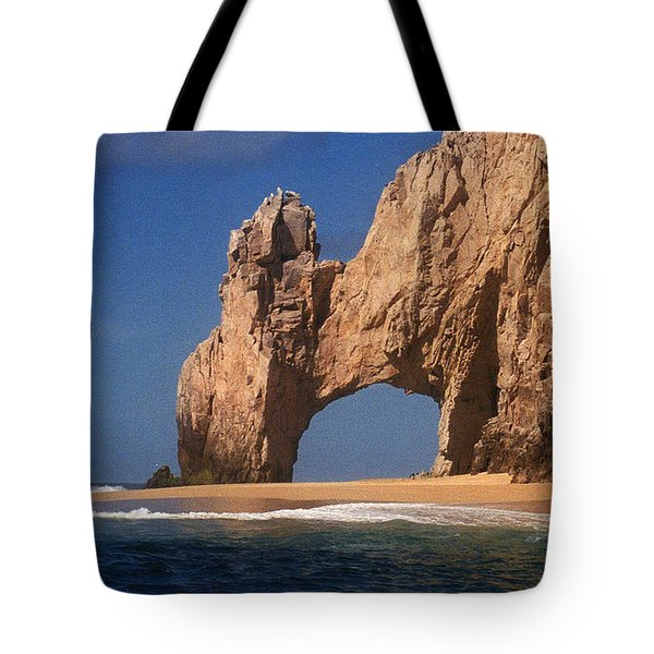 The Arch Tote Bag by Marna Edwards Flavell