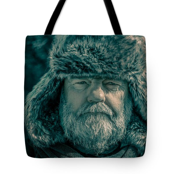 The Archer Tote Bag