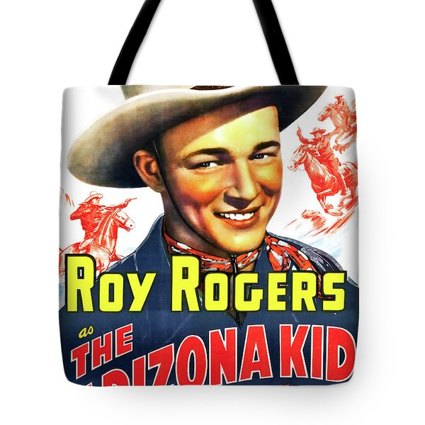 The Arizona Kid 1939 Tote Bag