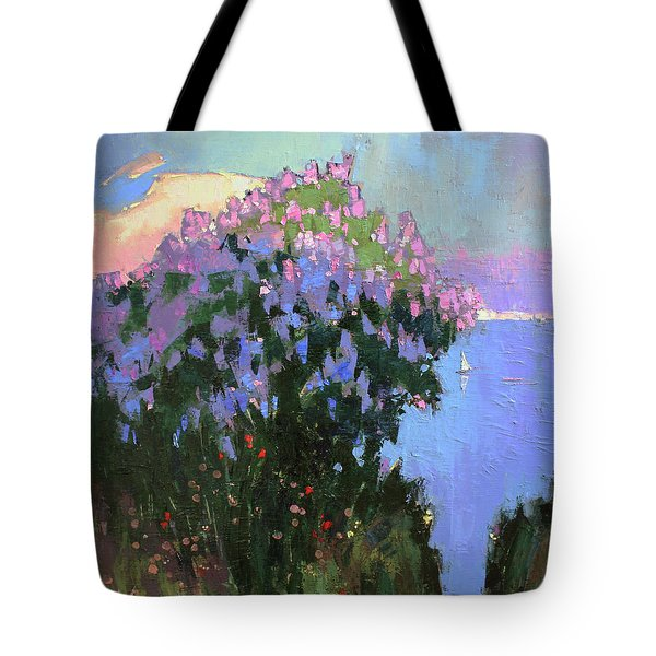 The Aroma Of Wandering Tote Bag