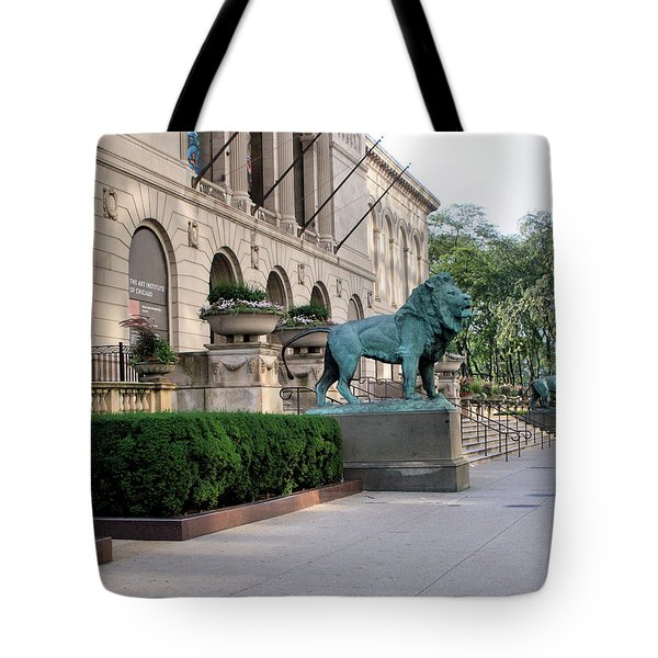 The Art Institute Of Chicago - 3 Tote Bag