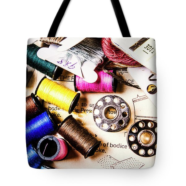 The Art Of Craft Tote Bag