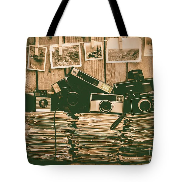 The Art Of Film Photography Tote Bag
