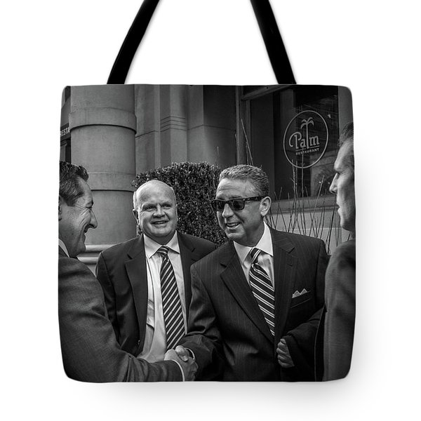 The Art Of The Deal Tote Bag