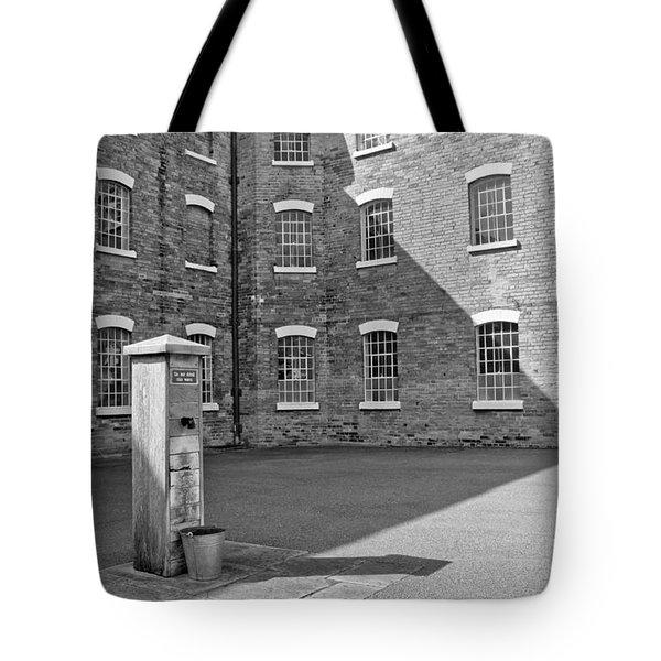The Art Of Welfare. Dwelling. Tote Bag