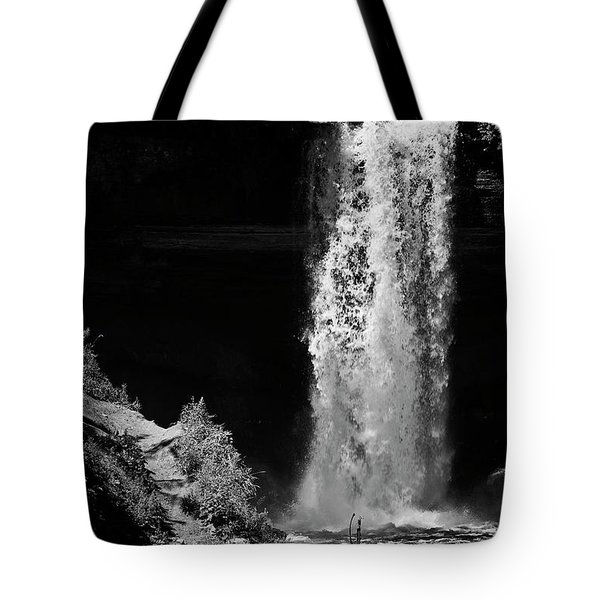 The Artifice Of Control Tote Bag