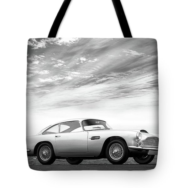 The Aston Db4 1959 Tote Bag