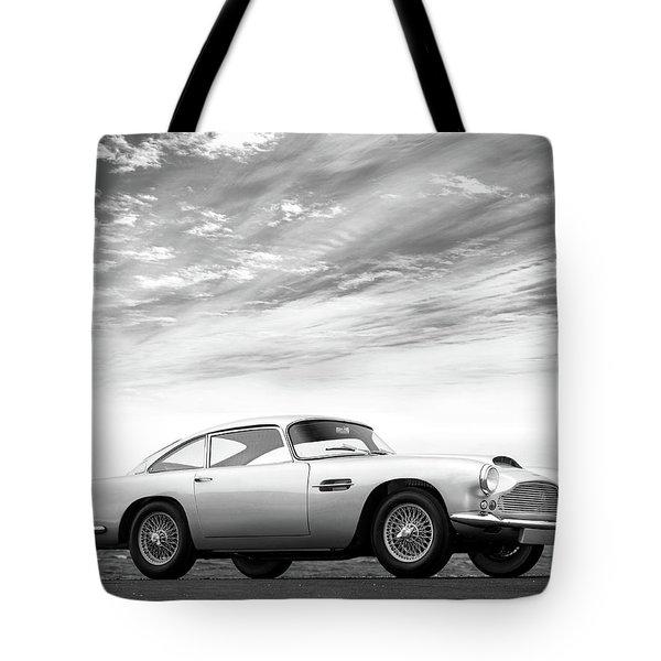 The Aston Db4 1959 Tote Bag