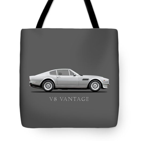 The Aston V8 Vantage Tote Bag
