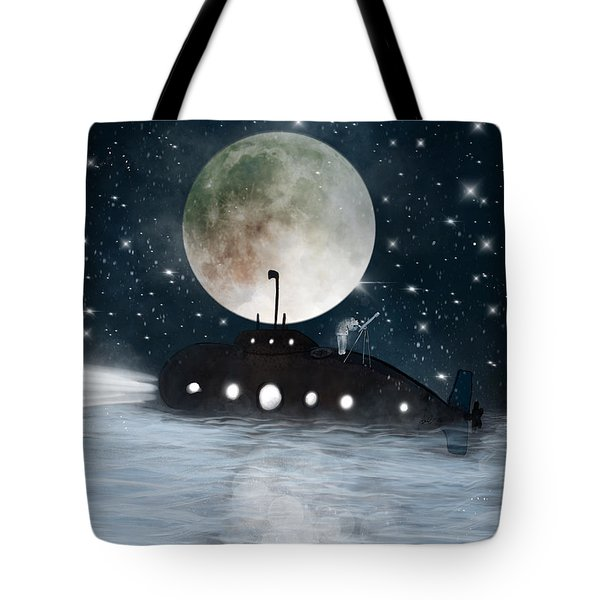 The Astrologer Tote Bag
