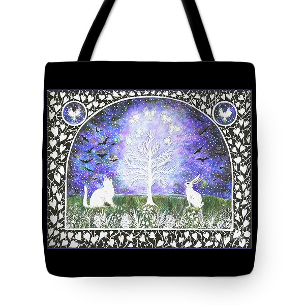 The Attraction Tote Bag