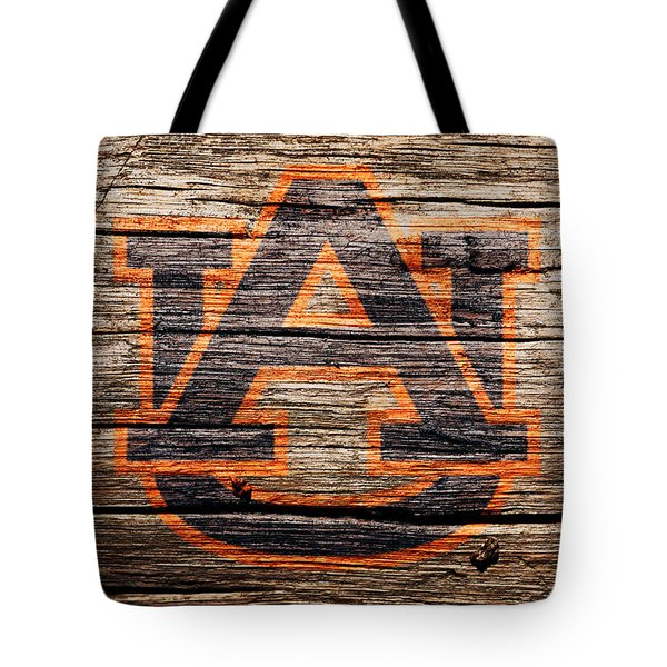 The Auburn Tigers 1a Tote Bag