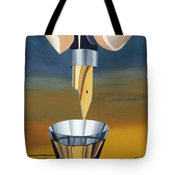 The Author Tote Bag