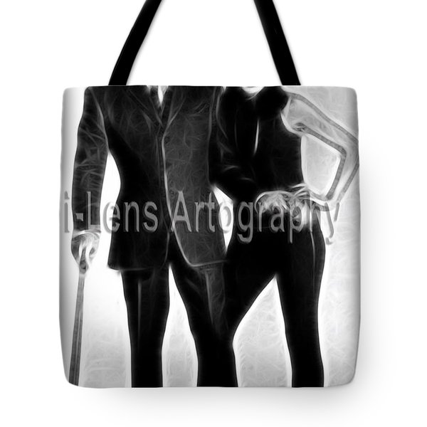 The Avenger #2 Tote Bag