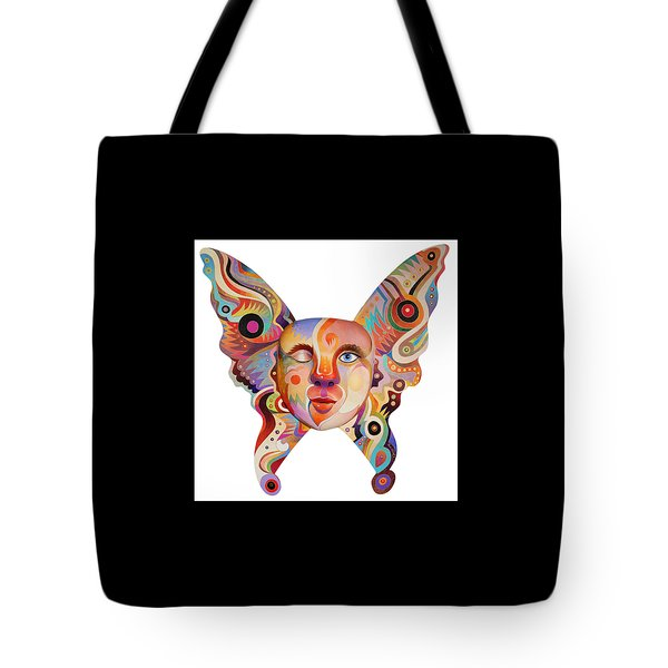 The Awakening Tote Bag