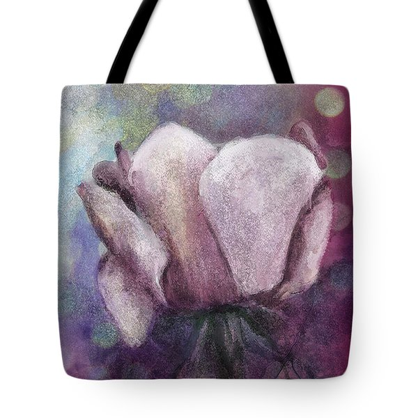 Tote Bag featuring the painting The Award by Annette Berglund