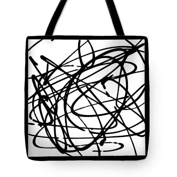 The B-boy As Tote Bag