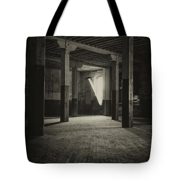 The Back Room Tote Bag