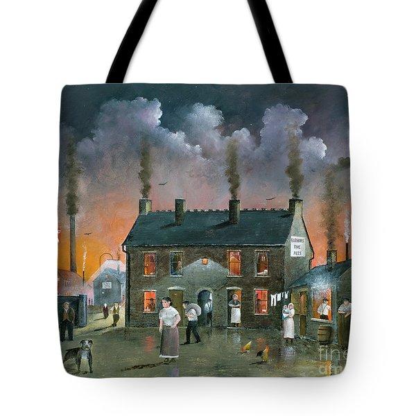 The Backyard Tote Bag
