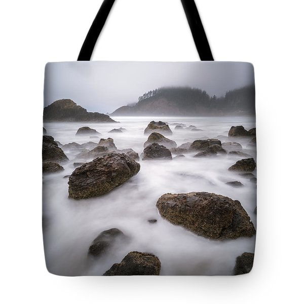 Tote Bag featuring the photograph The Balanced Nature by William Lee