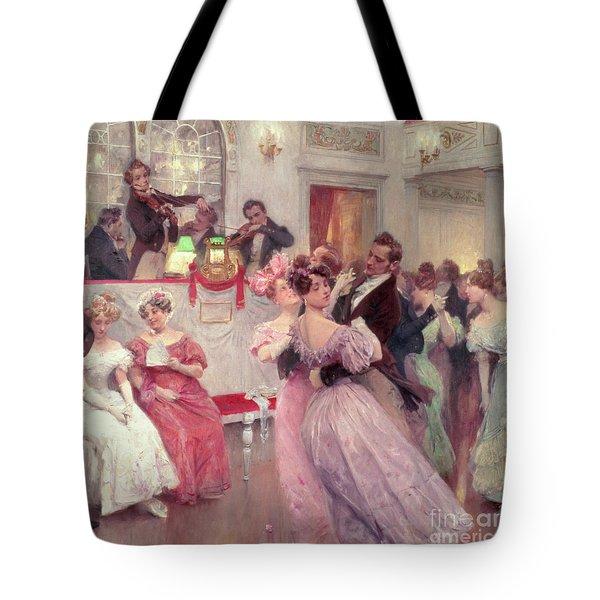 The Ball Tote Bag