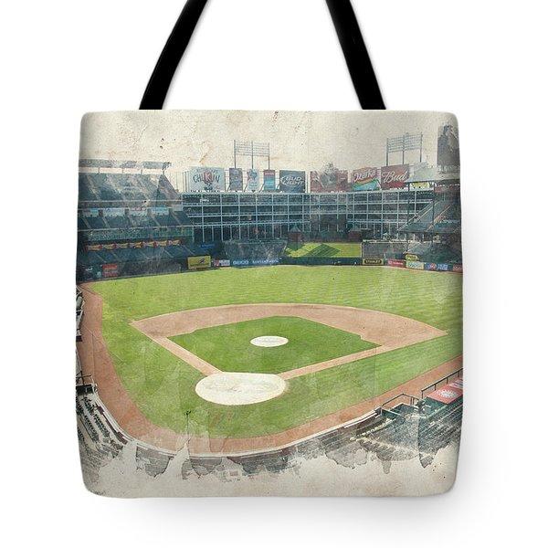 The Ballpark Tote Bag