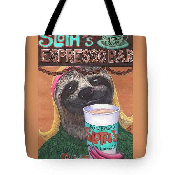 The Barista Tote Bag